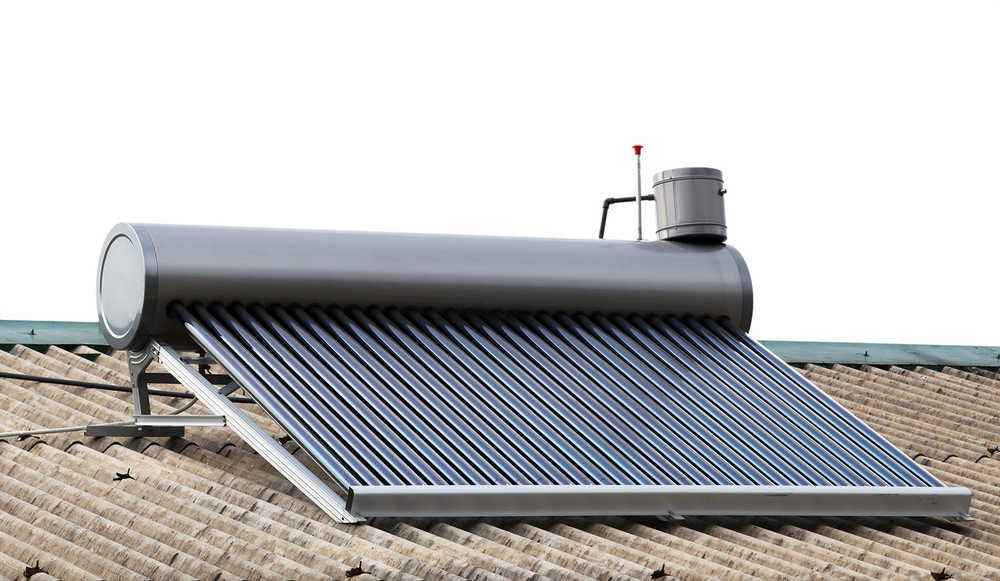 zonneboiler zonne-energie